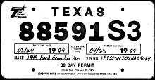 Results print temporary license plate texas temporary tag florida